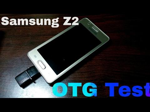 Samsung Z2 OTG Test Shocking Results 😱