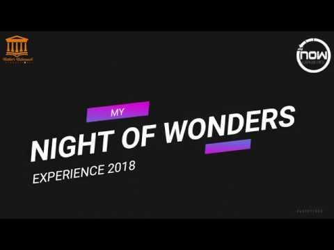 My Night Of Wonders Experience 1 (My NOW 2018) KHARKOV