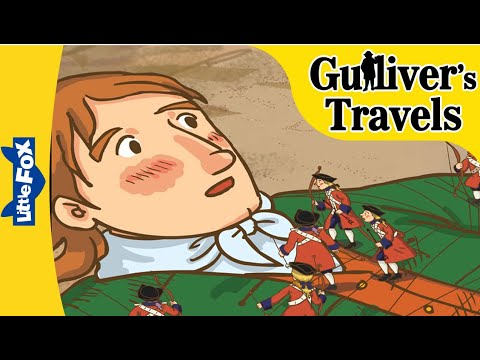 Gulliver's Travels Chapter 1-5 | Stories for Kids | Classic Story | Bedtime Stories