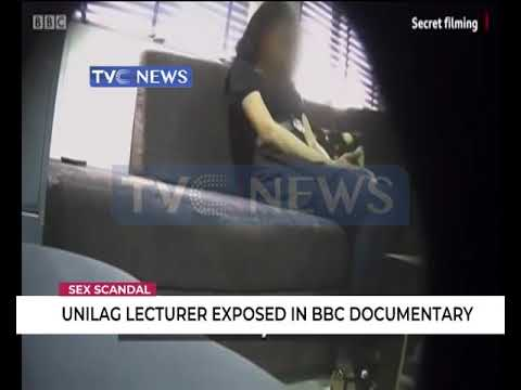 Download Sex-for-Grades: UNILAG lecturer exposed in BBC Documentary