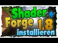 Minecraft 1.8 Shader-Mod & Forge installieren - Tutorial (GLSL+ Forge)