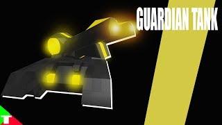 ROBLOX- Plane Crazy [Alpha] [Tutorial] Tank Building Serie-Pt1- Guardian Tank
