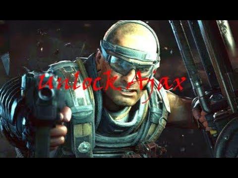 UNLOCK AJAX, Call of Duty Black ops 4, Blackout