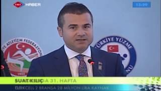 Turkcell atletizm ve yüzmeye 28 milyon TL destek veriyor - TRT Haber