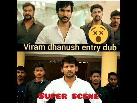 sarinodu villain entry dhanush serious scene