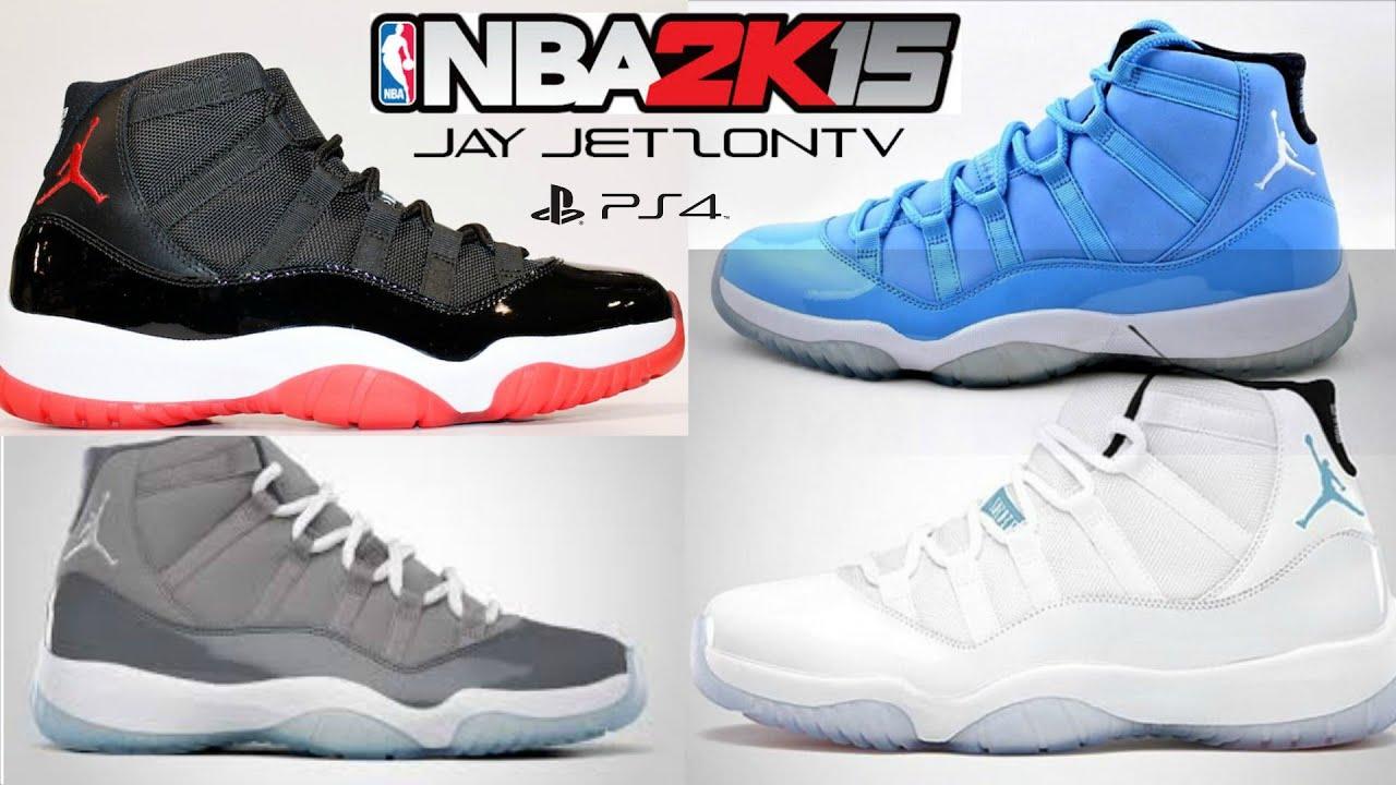 Nba 2k15 Shoes