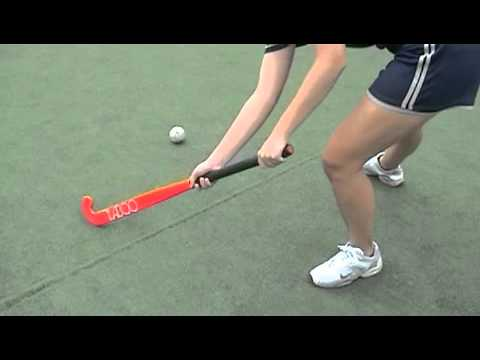 push pass hockey skills for lower school students youtube. Black Bedroom Furniture Sets. Home Design Ideas