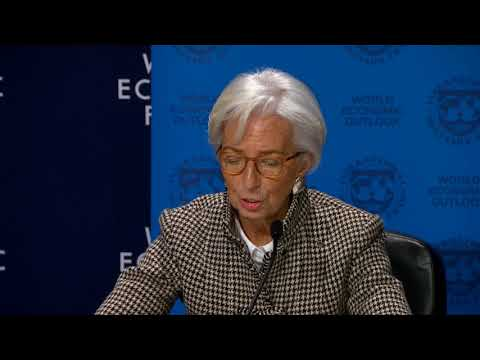 Press Conference: World Economic Outlook - An Update