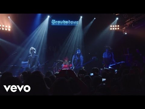 Hey Violet - I Can Feel It (Live At The Troubadour, West Hollywood, CA / 2015)