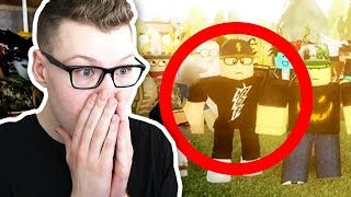REACTING TO THE LAST GUEST MOVIE!! *I'M IN IT* (Sad Roblox Story)