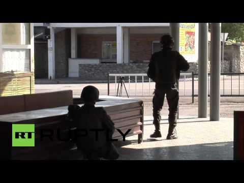 Ukraine: Ukrainian troops