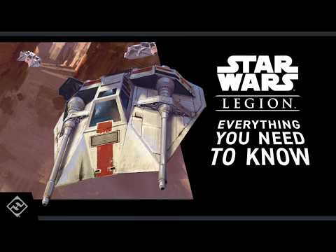 Star Wars™: Legion - Everything You Need To Know