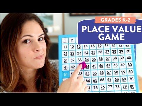 Arrow Paths Place Value Game - Susan's Sunday Spotlight #11