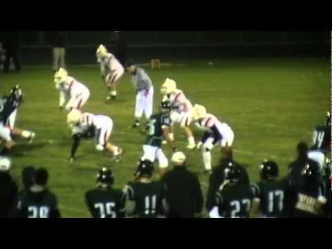 Damian Rivers 2010 Highlights High School #16