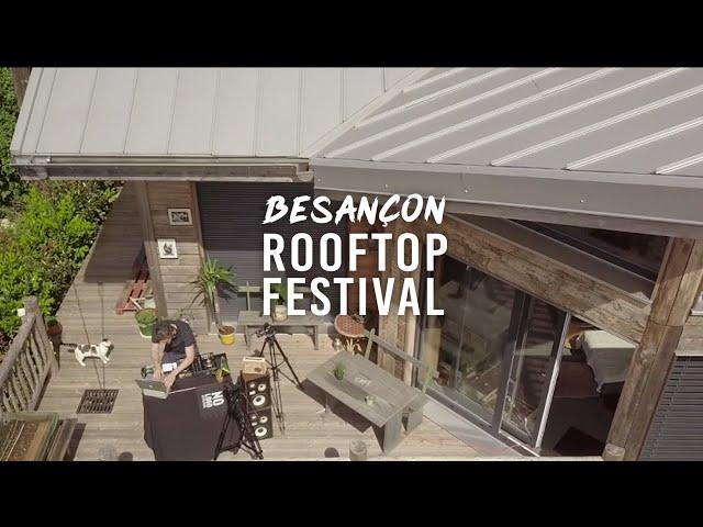 Sunatcha Selecta (asso Uppertone) - Live @ Besançon Rooftop Festival 2020