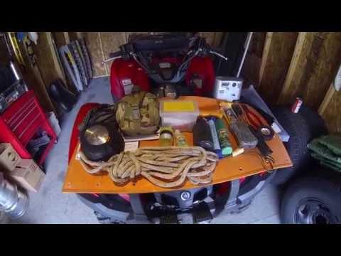 ATV Emergency Kit