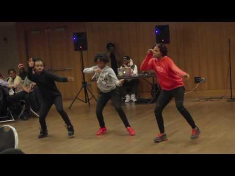 JerseysFinest - Kuumba's Kwanzaa Celebration Drew University Performance