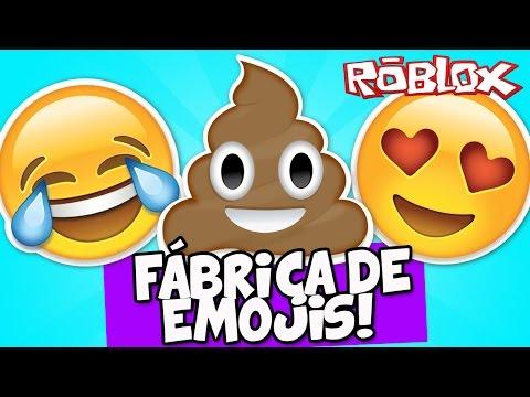 Roblox Tycoon De Emojis A Fabrica De Emojis Roblox Emoji Factory Tycoon Youtube