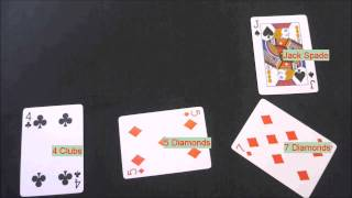 Playing Card Recognition