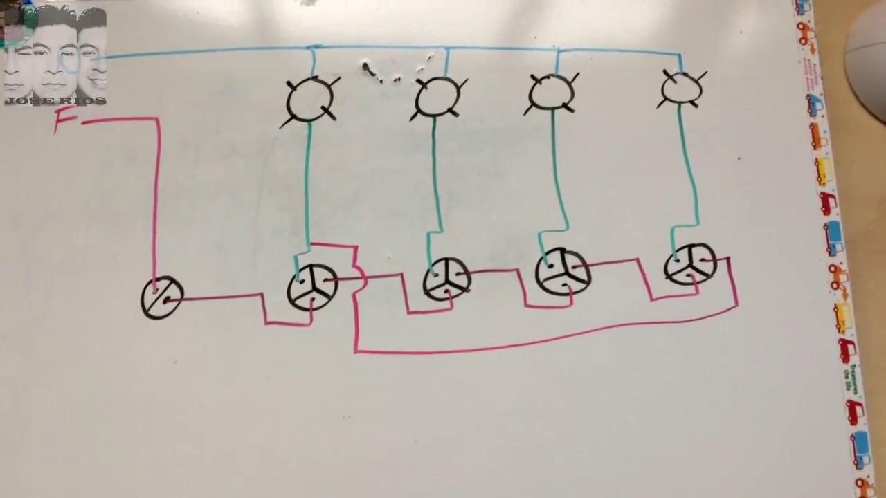 conectar en cascadaINSTALACIONES lamparas ELECTRICAS Como c31FTlKJ
