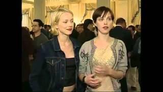 Strange Planet - Interview with Naomi Watts and Emma-Kate Croghan (1999)