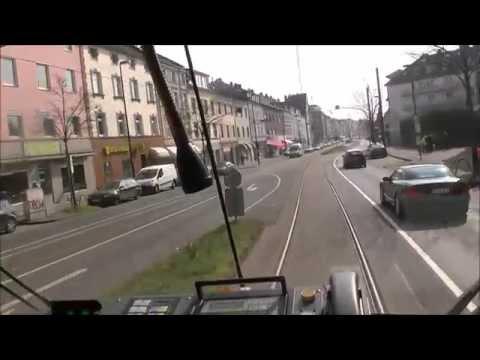 stadtbahn-düsseldorf---führerstandsmitfahrt-gt8su-linie-u77