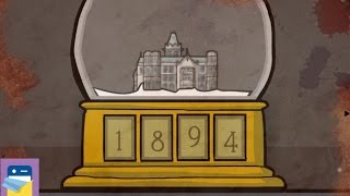 Cube Escape Birthday: 1894 Snow Globe Easter Egg From Rusty Lake Hotel