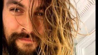 Jason Momoa Hair