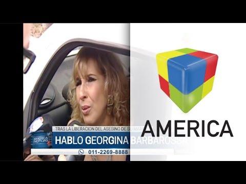 Georgina Barbarrosa: Lo que sucedió es de gran tristeza e impotencia