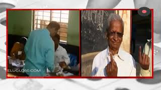 Politicians Cast Their Vote in General #Elections2019 3rd Phase || Telugu360
