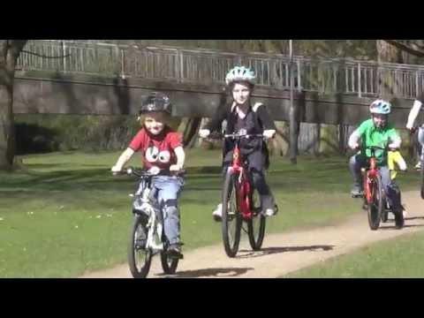 Lightweight Kids Bikes from Frog Bikes