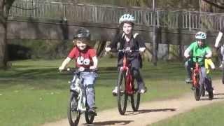 Lightweight Kids' Bikes from Frog Bikes