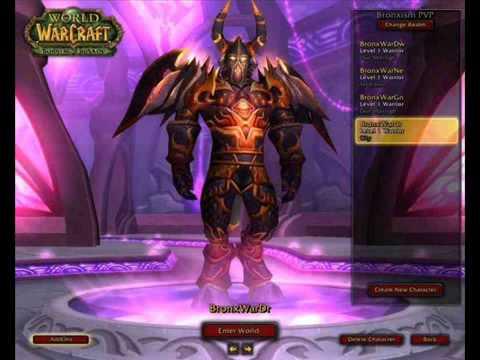 Guia WoW- Como empezar a jugar World of Warcraft en Espanol - YouTube