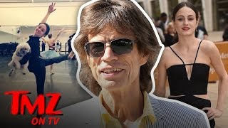 Mick Jagger isn't letting age stop him from spreading his seed beca...