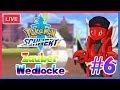 [Ger] Pokémon Schwert Zauber-Wedlocke Stream! Teil 6 | PokéBazi
