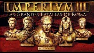 IMPERIVM ANTHOLOGY | Las Grandes Batallas de Roma | Comentario y análisis