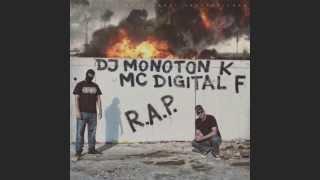 DJ Monoton K & MC Digital F - Antons Kaos Theorie feat. Tronic T