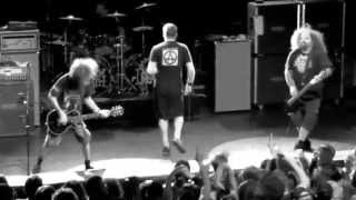 "Napalm Death ""From Enslavement To Obliteration"" The Observatory, Santa Ana. 5-16-13"