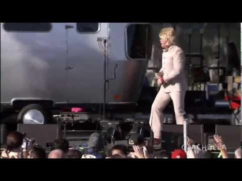 Puscifer Dozo Coachella 2013