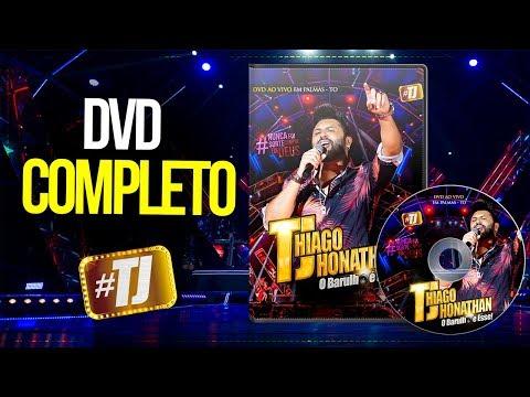 #DVD TJ Thiago Jhonathan - (Ao Vivo Palmas TO)