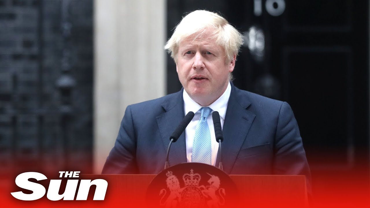 Boris Johnson: we are leaving on Oct 31, no ifs or buts