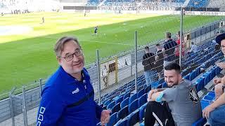 WALDHOF MANNHEIM- HALLESCHER FC 3LIGA VORBEREITUNG HIGHLIGHT