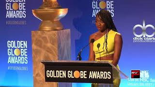 2019 Golden Globe Nomination announcements