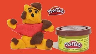 Play-Doh Winnie The Pooh Mud Muddy Honey Tree Little Black Rain Cloud