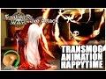 SUMMONERS WAR : Transmog Animation Happytime :D
