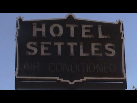 Hotel Settles Tour - Built 1930 located in Big Spring Texas