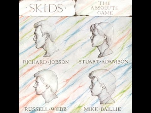 Skids - The Absolute Game (Full Album) 1980
