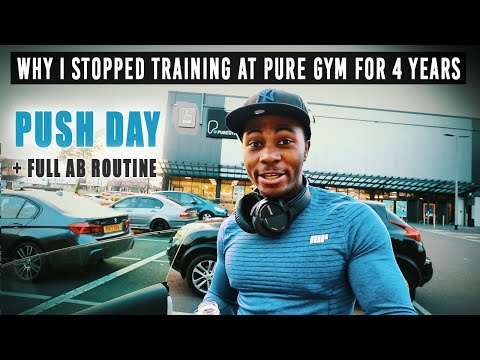 THIS IS WHY I NEVER TRAIN AT PURE GYM... | Fitness Vlog