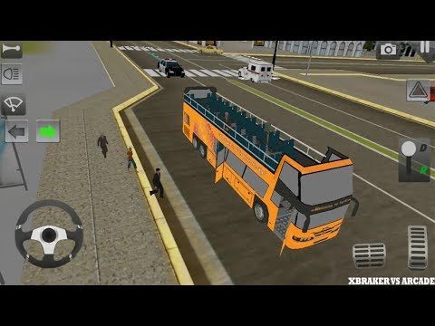 Top City Bus Furious Driving | Top City Bus Simulator 2017 - Android GamePlay FHD