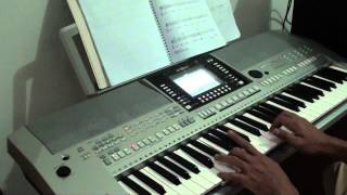 When The Saints Go Marchin' In (Cover Keyboard by yozar.remixer)